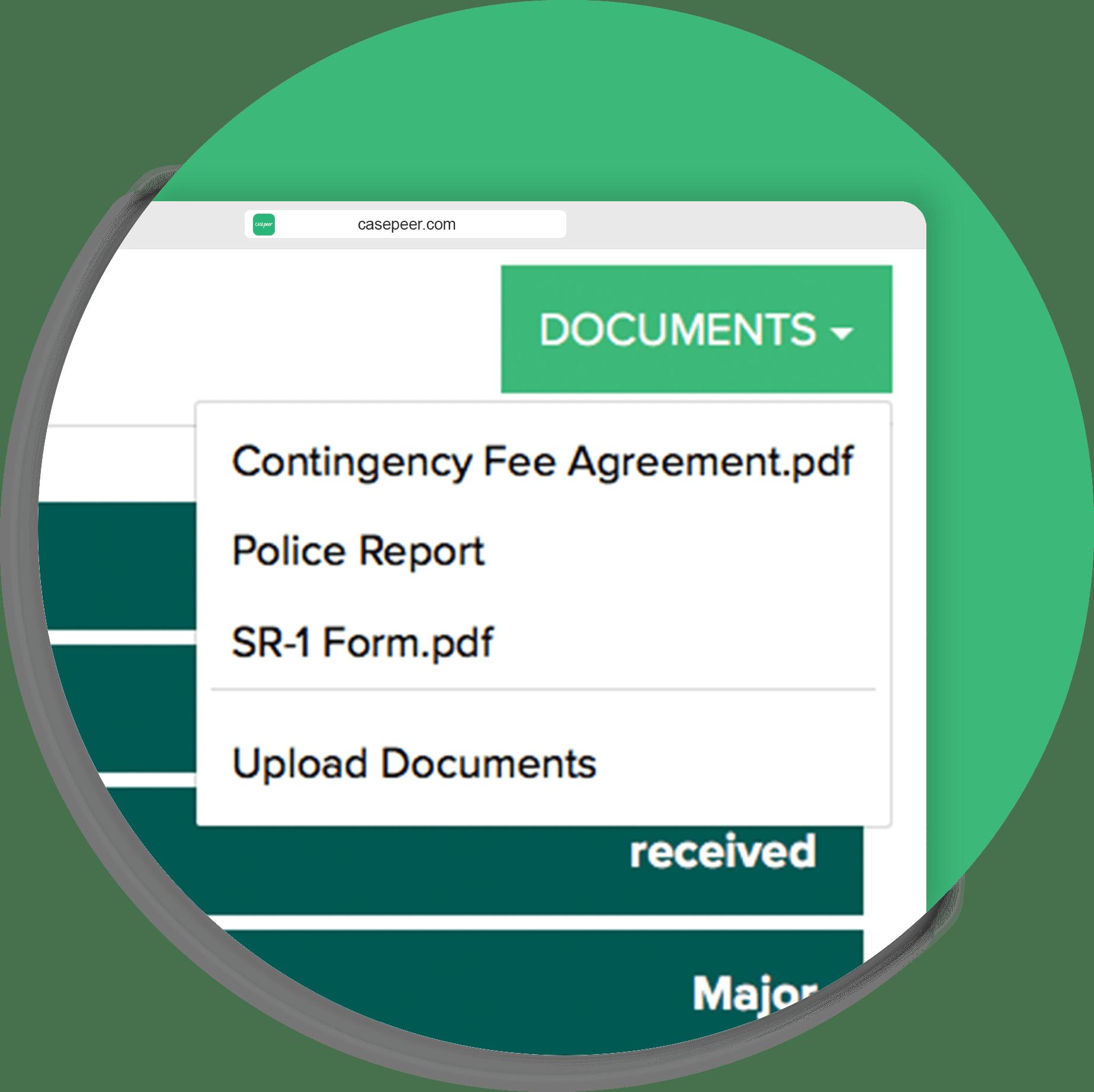 Custom Document Shortcuts