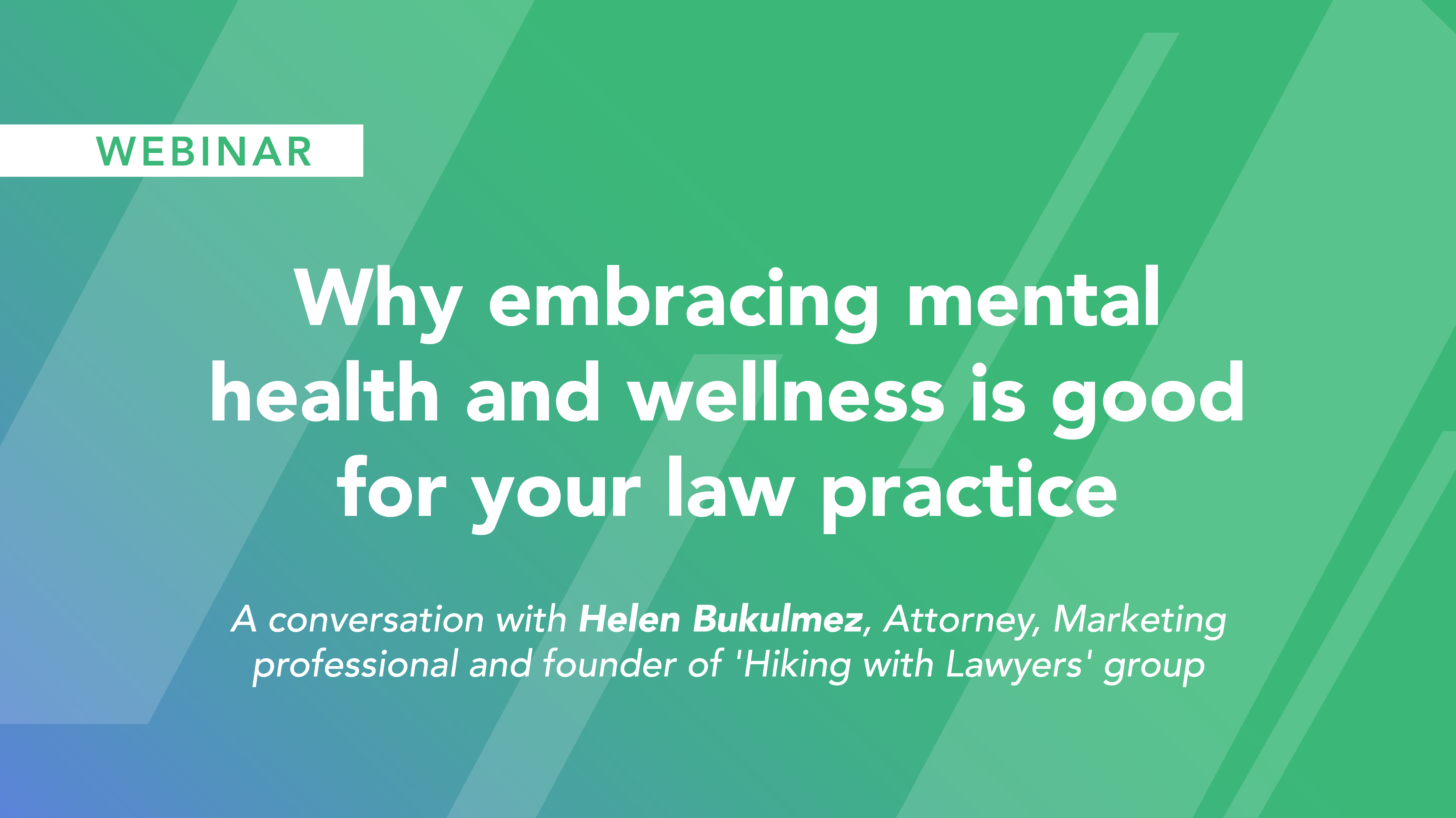 A Conversation with Helen Bukulmez