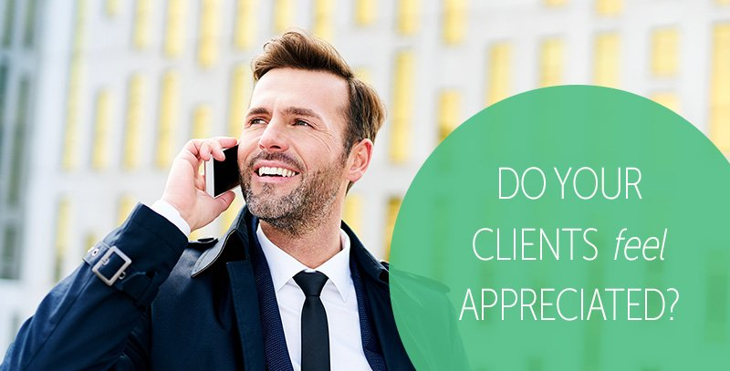 How to Show APPRECIATION to Your Law Firm's Clients